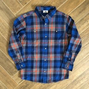 Boys Flannel shirt- Old Navy size L (10/12)